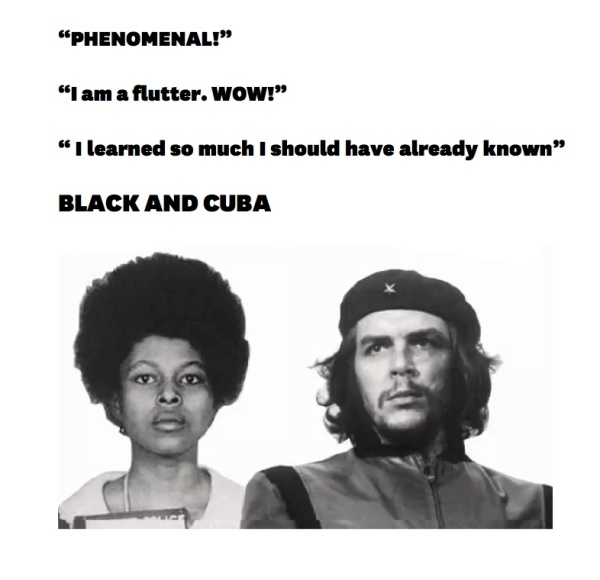 Black and Cuba Quotes