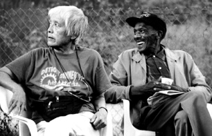 Grace Lee Boggs and Jimmy Boggs. Image courtesy of the Neahtawanta Research and Education Center