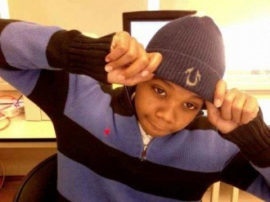 A photo of Kimani Gray, the teenager killed on Saturday by two NYPD officers in a stop-and-frisk.   (Courtesy of the Justice for Kimani Gray Facebook group)