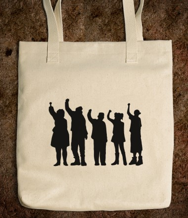 Tote bags along with other goods are on sale now!