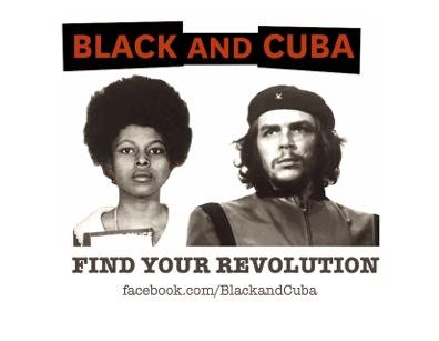 Black Panther Party member Assata Shakur and July 26th Movement member Che Guevara