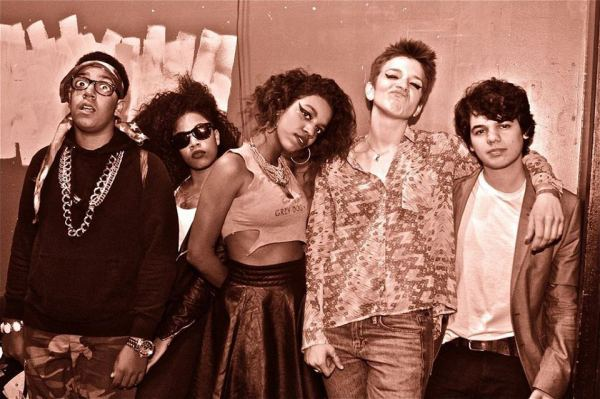 Independent Rock Band, The Skins. Image courtesy of theskinsband.com