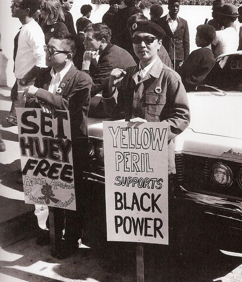 Image result for black and asian solidarity