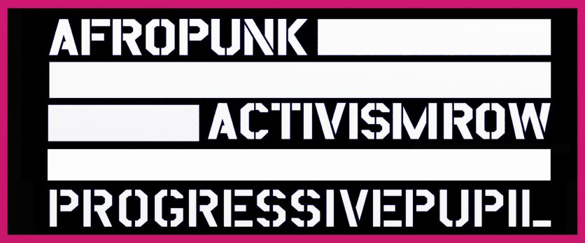 Activism Row Banner 6