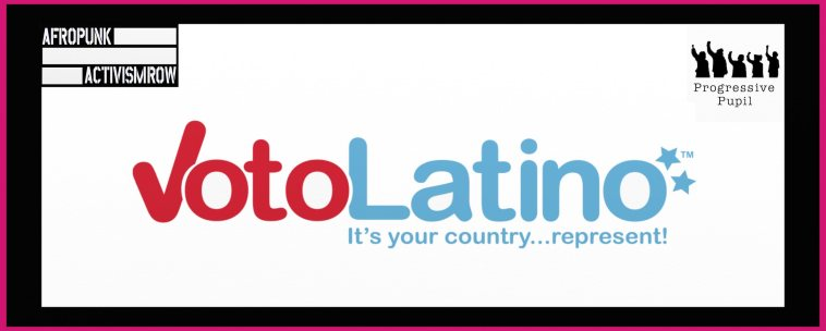 Voti Latino Graphic