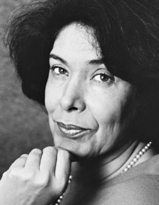 Algerian Novelist Assia Djebar
