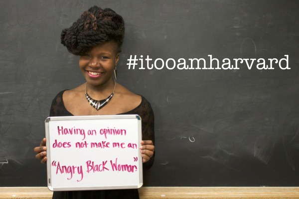 Image Courtesy of #ITooAmHarvard Campaign