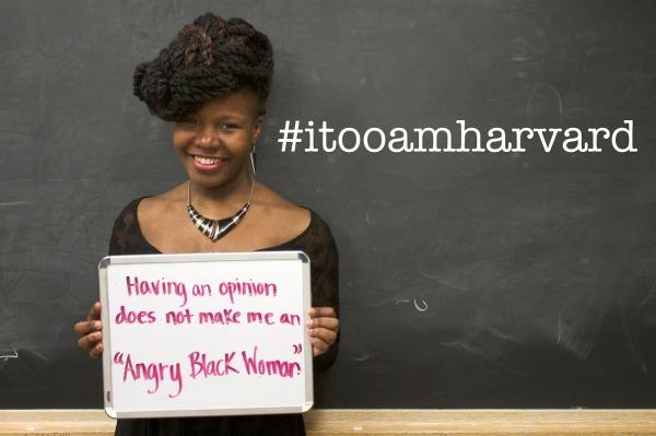 Image Courtesy of #ITooAmHarvard Campaign