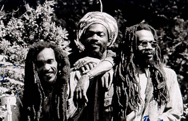 Musical group Israel Vibration