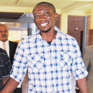 Paul Kasonkomona; Image Courtesy of Zambia Daily Mail