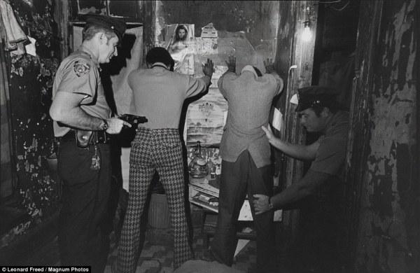 Vintage Policing