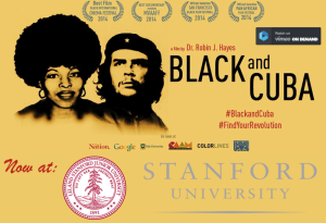 Black and Cuba Stanford University